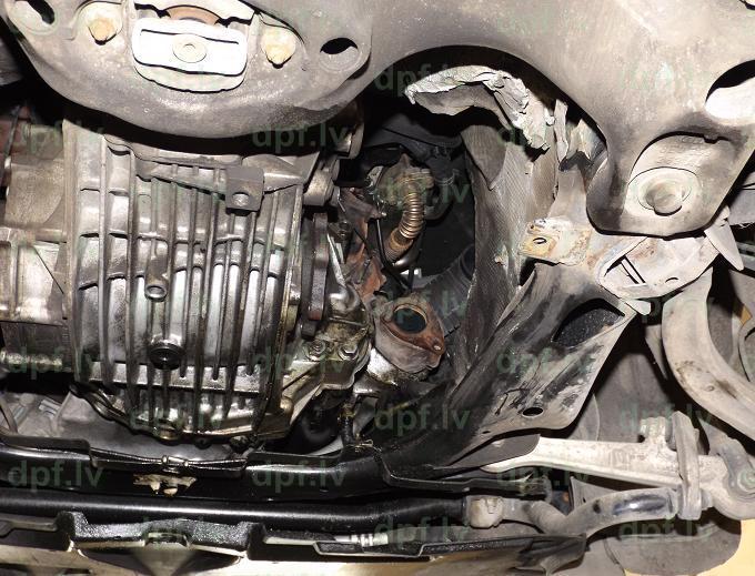 Audi A4 DPF EGR FLAPS atslegsana