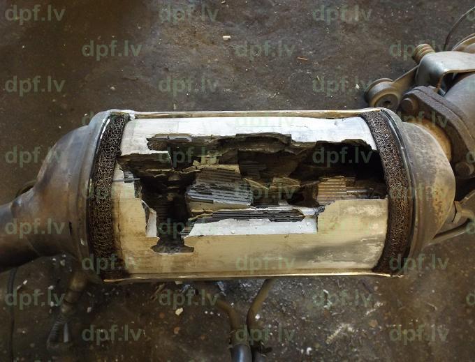 Audi A4 kvepu filtra atslegsana